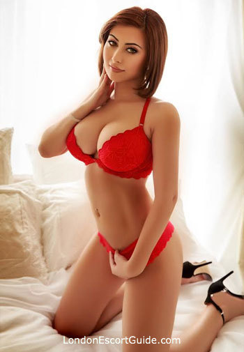 South Kensington busty Bella london escort