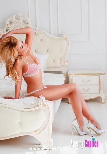 South Kensington blonde Maria london escort