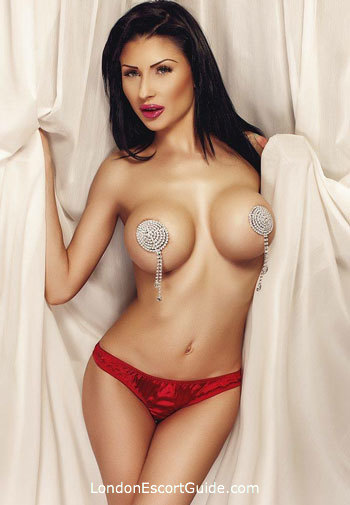 South Kensington brunette Akira london escort