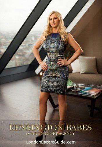 Baker Street blonde Lauren london escort