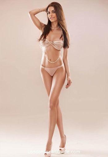 South Kensington brunette Michelle london escort