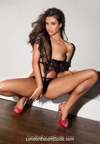 Kensington Olympia brunette Claudia london escort