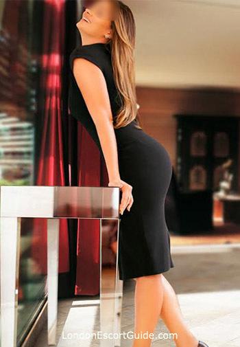 Chelsea blonde Micaela london escort