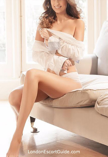 South Kensington brunette Miley london escort