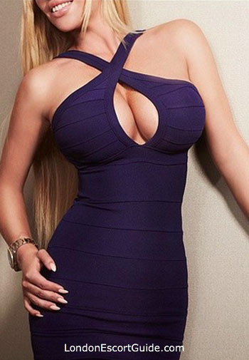 Outcall Only blonde Sam london escort