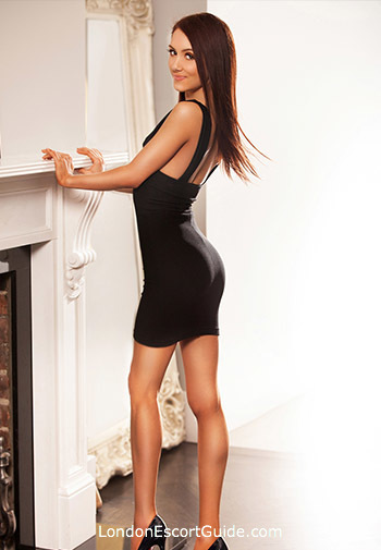 Marylebone brunette Vesper london escort