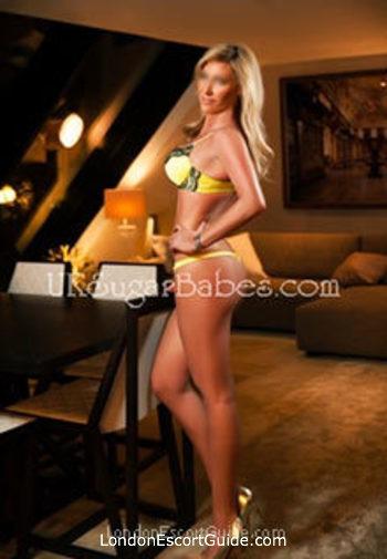 Kensington blonde Carly london escort