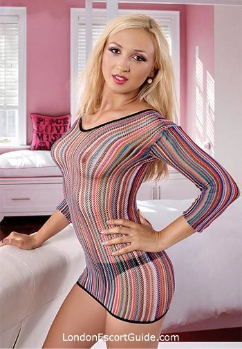 Notting Hill blonde Karina london escort