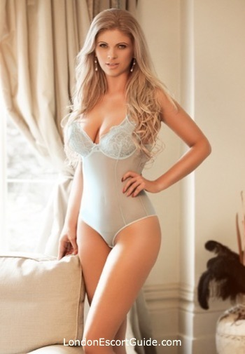 South Kensington east-european Pepita london escort