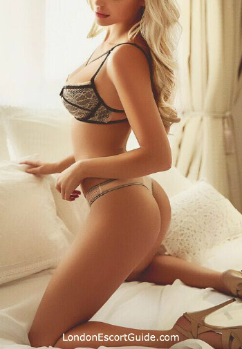 Knightsbridge blonde Natasha london escort