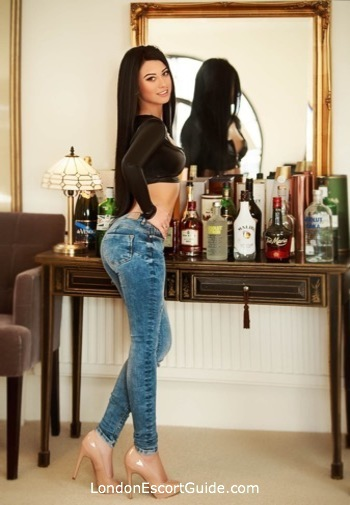 Paddington brunette Rosy london escort