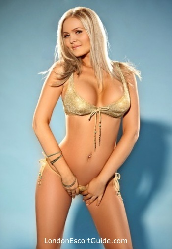 Paddington blonde Valeria london escort