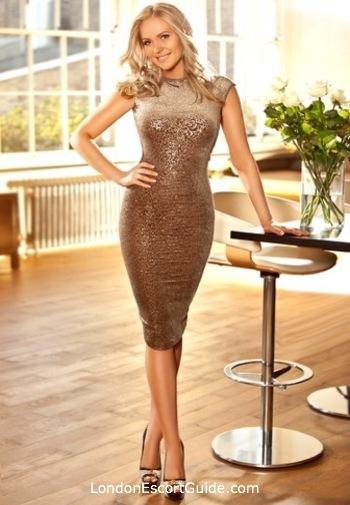 Paddington blonde Valeria london escort