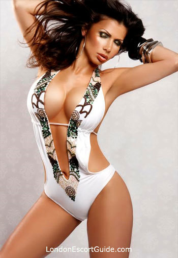 South Kensington latin Carmen london escort