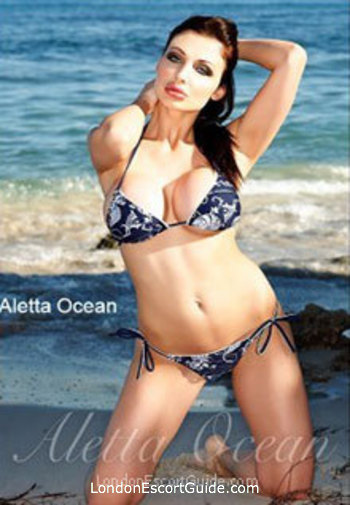 Chelsea elite Aletta Ocean london escort
