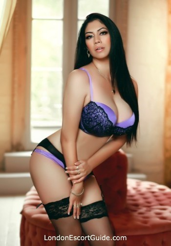 Pimlico brunette Tia london escort
