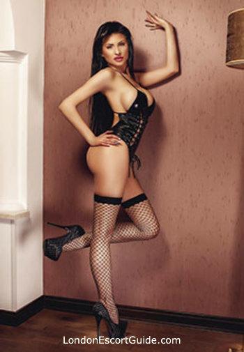 South Kensington brunette Marie london escort