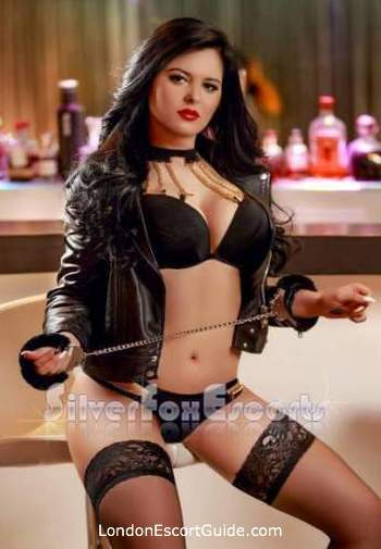 Baker Street pvc-latex Nina london escort