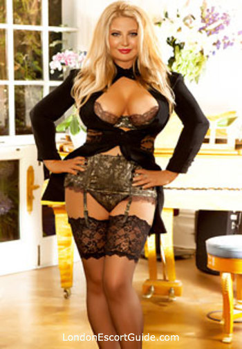 Paddington blonde Janetta london escort