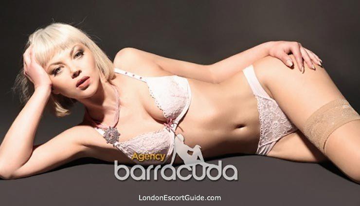 Earls Court blonde Eva london escort