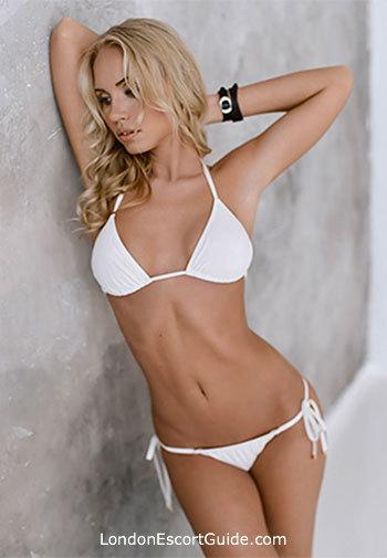 South Kensington blonde Irina london escort