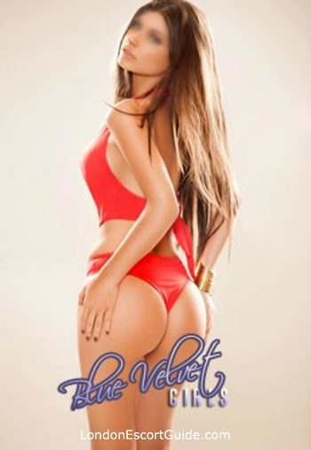 Kensington busty Claudia london escort