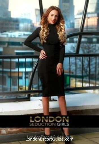 Earls Court blonde Navarro london escort