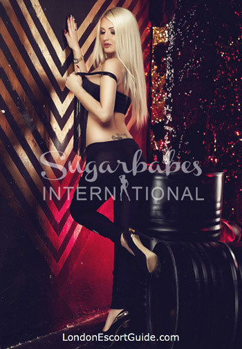 Marylebone blonde Madeline london escort