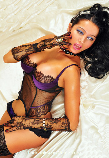 Victoria east-european Rochelle london escort