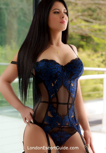 Marylebone a-team Annemona london escort