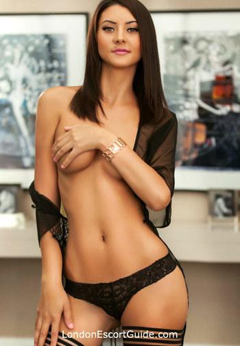 Paddington brunette Orianne london escort