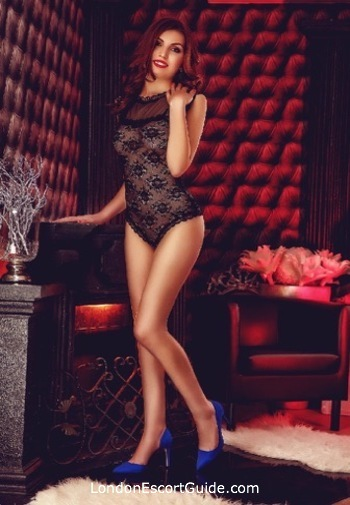 Paddington brunette Fleta london escort