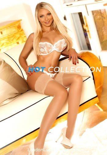 Paddington blonde Charlotte london escort
