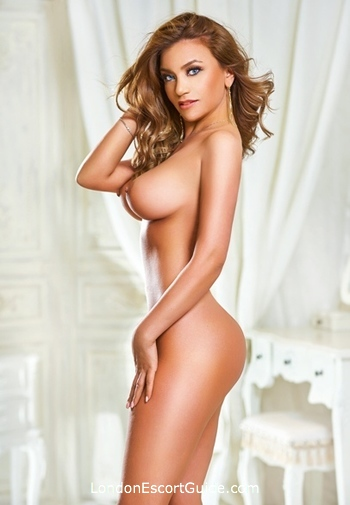 Baker Street brunette Karina london escort
