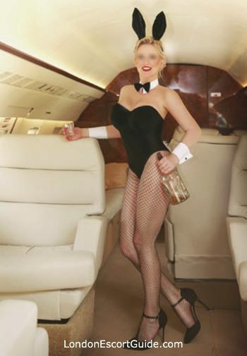 West End blonde Charlotte london escort