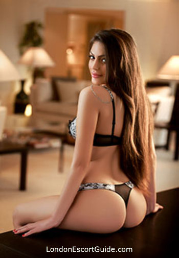Earls Court brunette Alex london escort