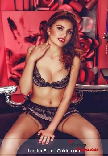 Mayfair a-team Alexa london escort