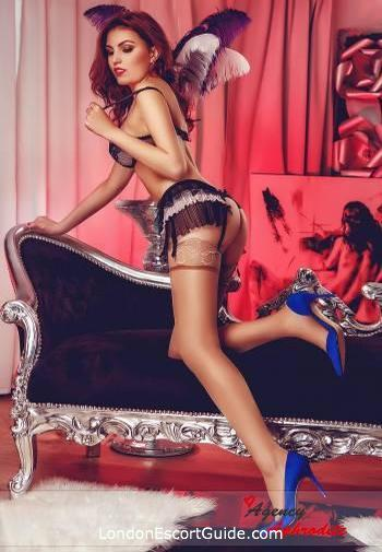 Mayfair east-european Alexa london escort