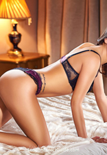 South Kensington brunette Roberta london escort