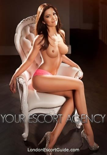 Earls Court brunette Antonia london escort