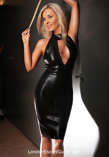 Edgware Road blonde Cora london escort