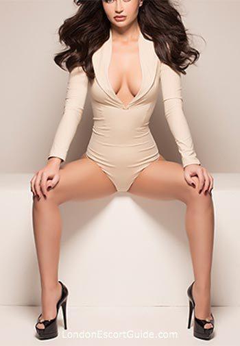 South Kensington brunette Tania london escort