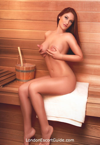 Mayfair a-team Bobbie london escort