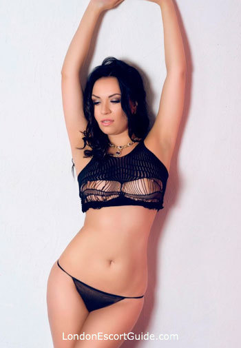 Earls Court brunette Alfreda london escort