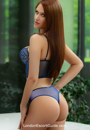 West End east-european Roberta london escort