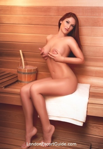 Central London east-european Robertina london escort