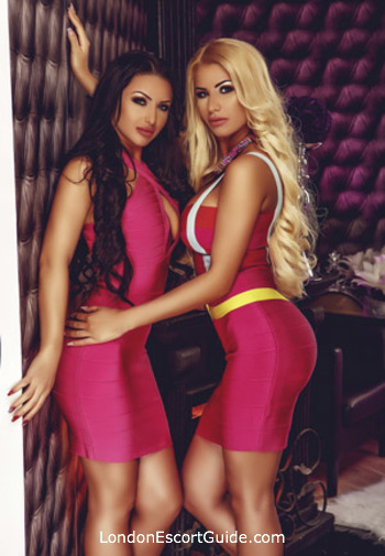 Kensington Roxy & Ameira london escort