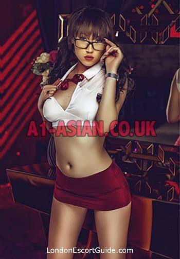 South Kensington value Elly london escort