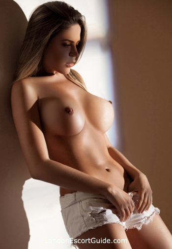 Mayfair busty Alexandra london escort
