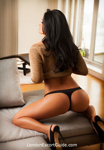 The City busty Amira london escort